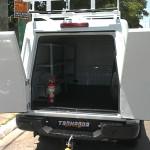 Chevrolet S-10 Total Cargo Puerta Libro