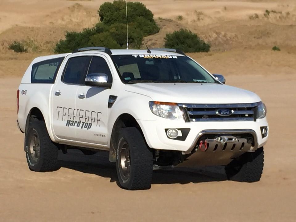 hard top ford ranger tronador