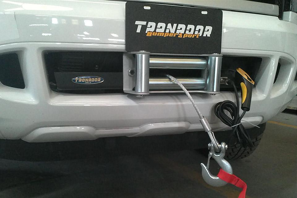 malacate ford ranger tronador