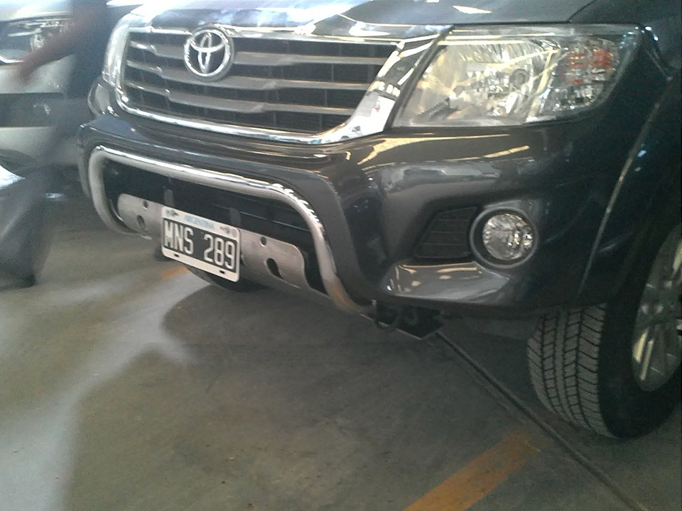 Cúpula Hard Top Toyota Hilux Doble Cabina