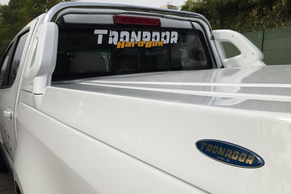 Hard Box Chevrolet Doble Cabina