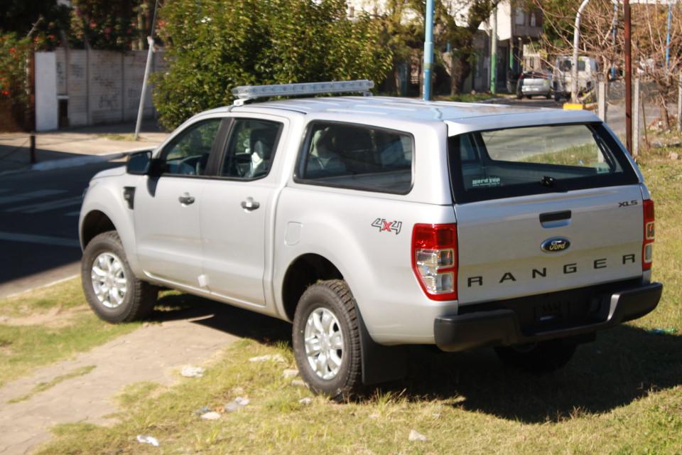 Cúpula Hard Top Tronador para ford ranger