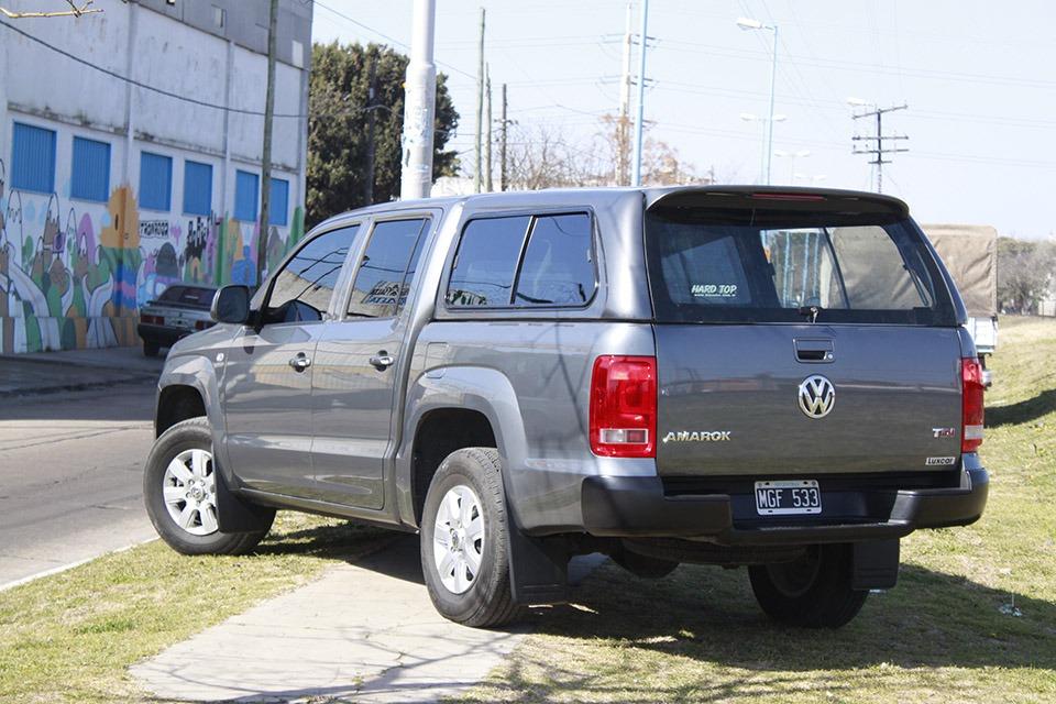 Cúpula Hard Top VW AMAROK Cabina Doble