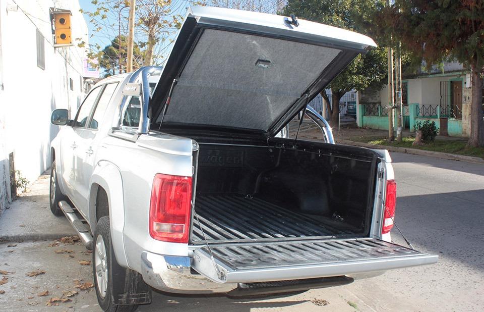Hard Box VW AMAROK Cabina Doble