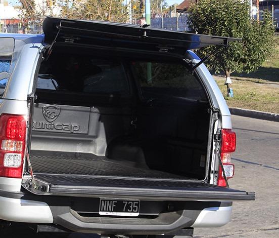 Cúpula Hard Top Chevrolet Doble Cabina