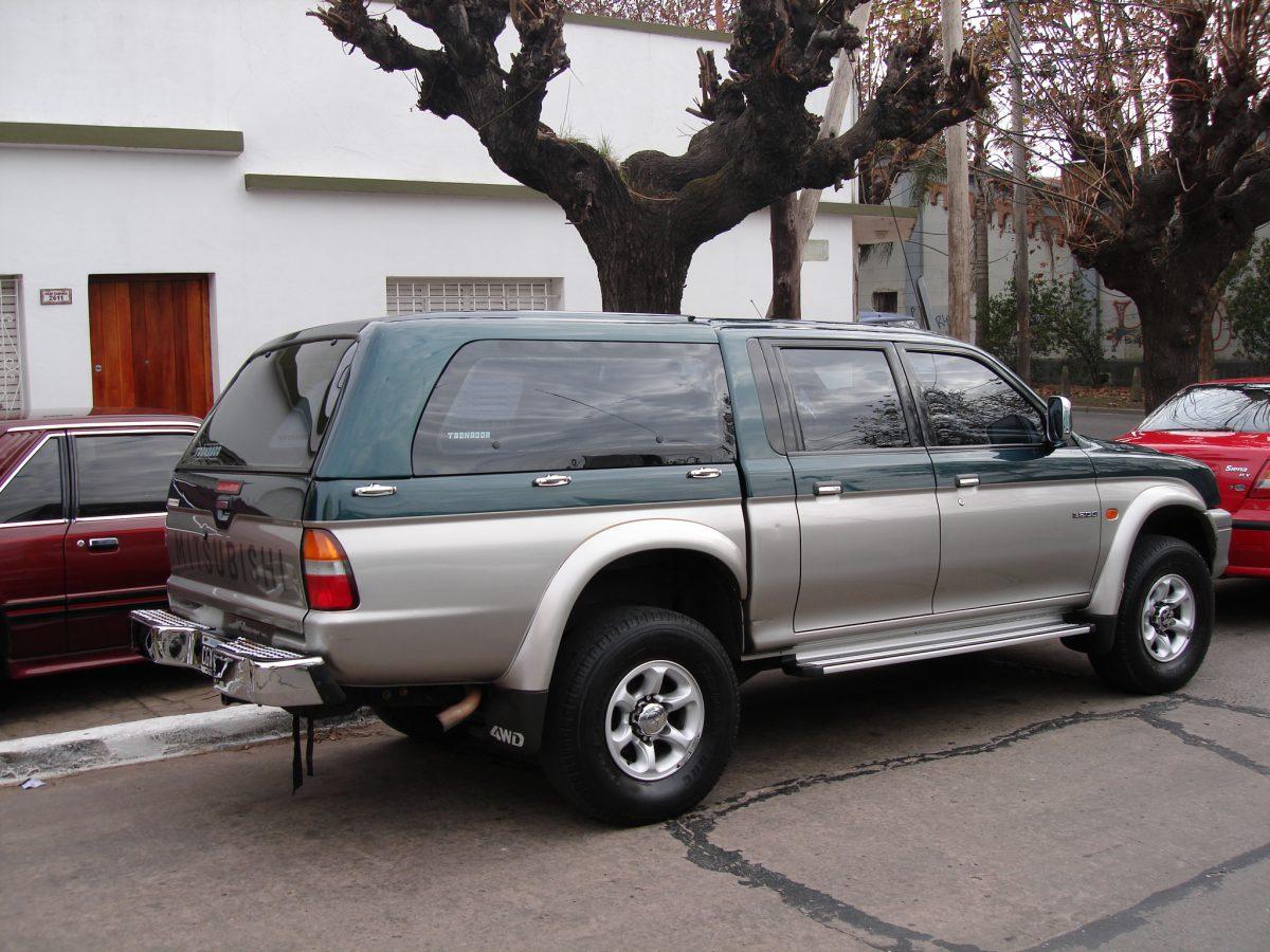 Hard Top Mitsubishi L200