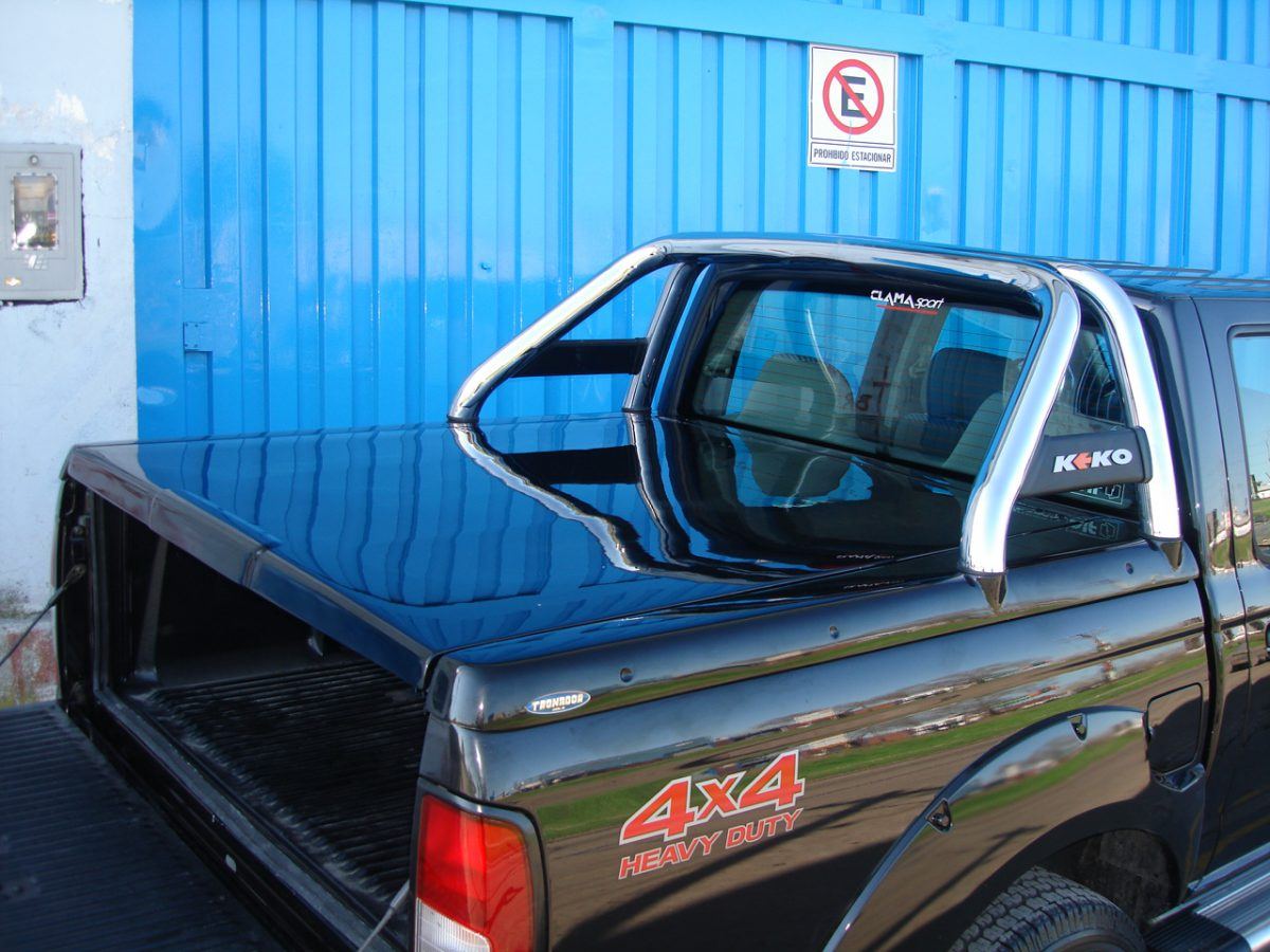 Hard Box Nissan Frontier