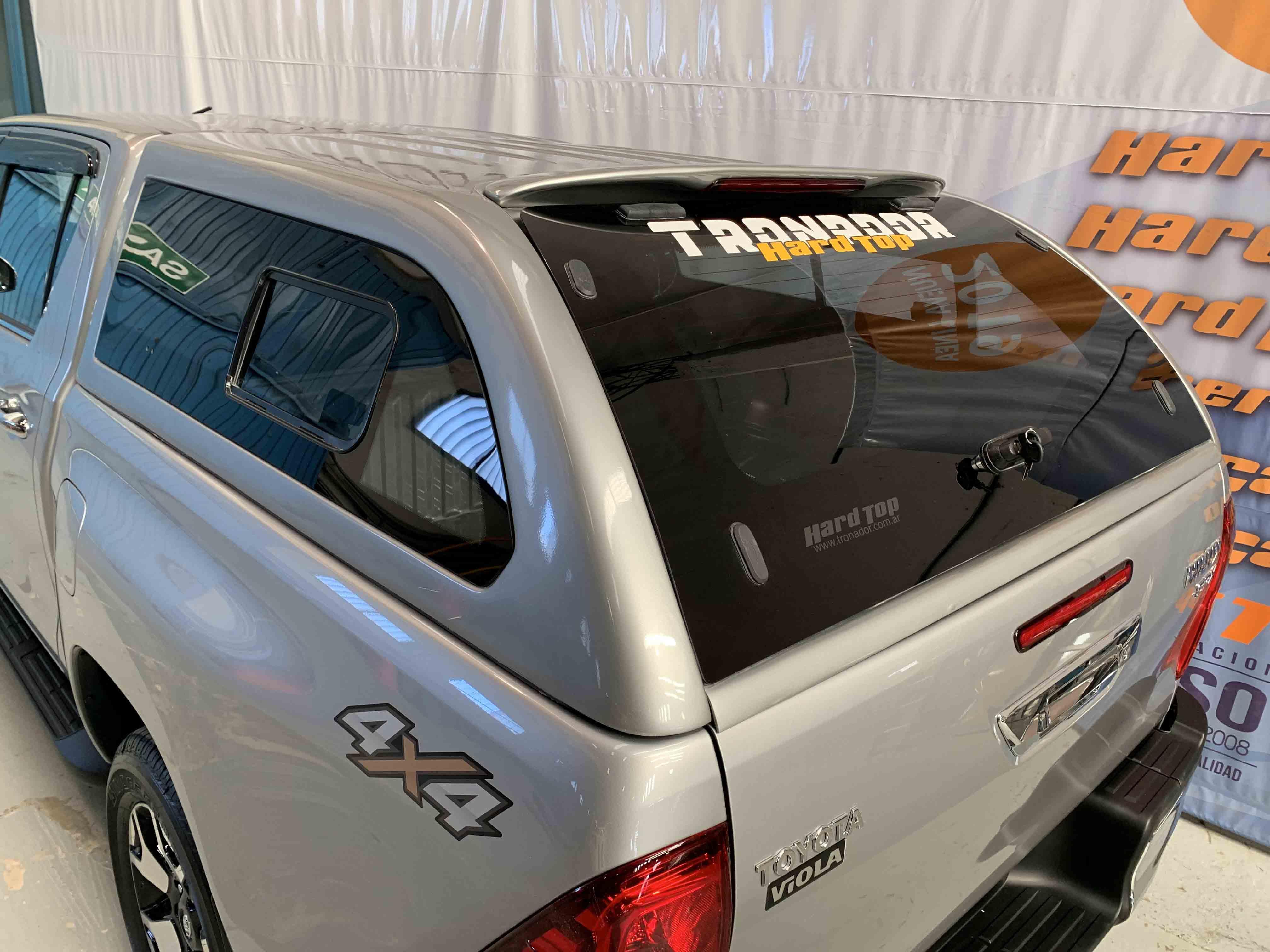 Hard Top Toyota Hilux 2016
